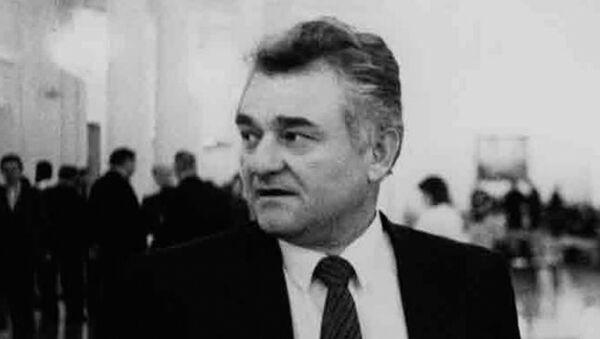 Анри Джергения  - Sputnik Абхазия
