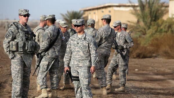 Американские солдаты в Ираке - Sputnik Абхазия