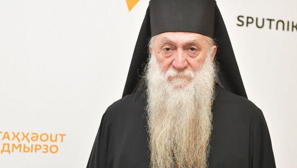 Отец Игнатий Киут - Sputnik Аҧсны