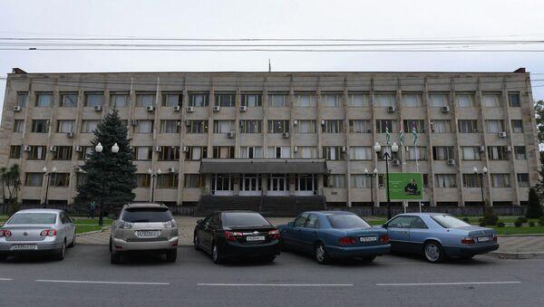 Здание кабинета министров - Sputnik Аҧсны