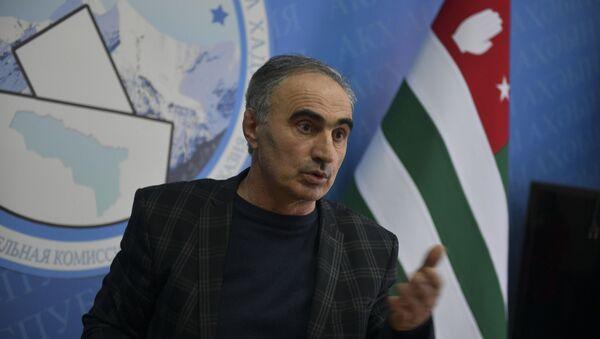 Тамаз Гогия  - Sputnik Абхазия