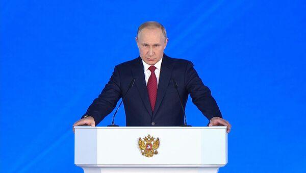Владимир Путин призвал защитить правду о Победе в Великой Отечественной войне - Sputnik Абхазия