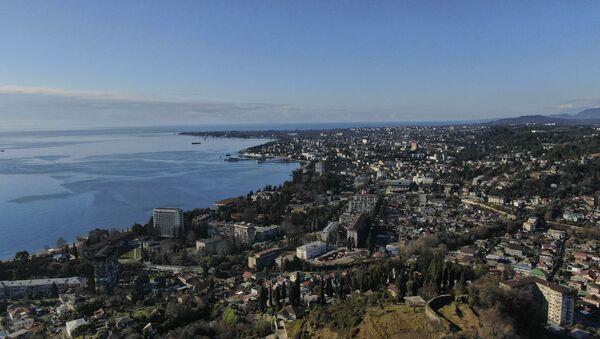 Панорама города Сухум  - Sputnik Абхазия