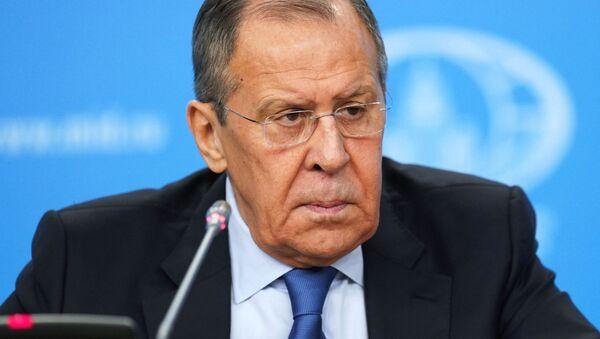 Сергей Лавров - Sputnik Абхазия