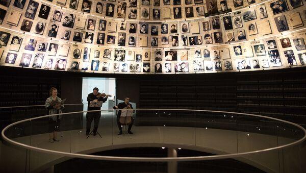 Мемориальный музей Холокост Яд Вашем - Sputnik Аҧсны