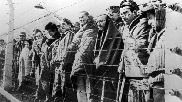 Ауаҩытәыҩсатә гыгшәыгра: мшаԥы 11 Афашисттә концлагерқәа рбаандаҩцәа ирымшуп - Sputnik Аҧсны