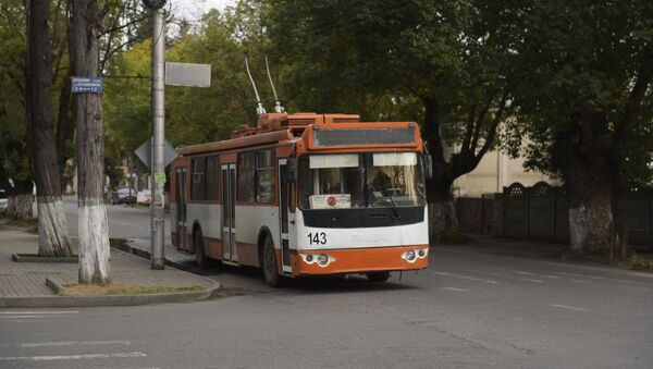 ауаажәларратә транспорт - Sputnik Аҧсны
