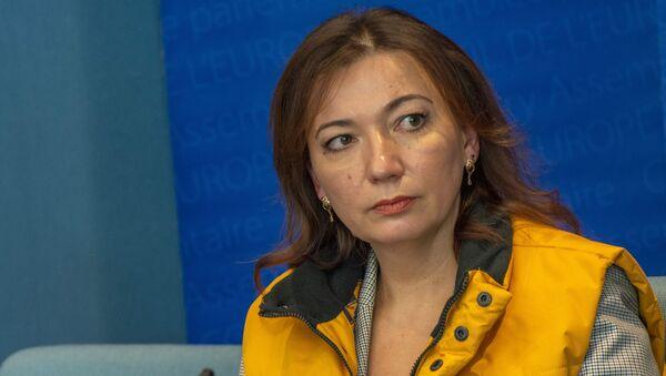 Елена Черышева - Sputnik Абхазия