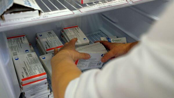 Вакцинация от гриппа в Самаре - Sputnik Абхазия