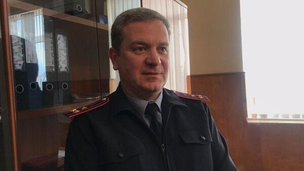 Вадим Квадзба  - Sputnik Абхазия