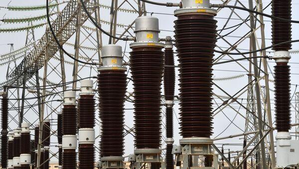 Энергетические объекты в пригороде Дамаска - Sputnik Абхазия