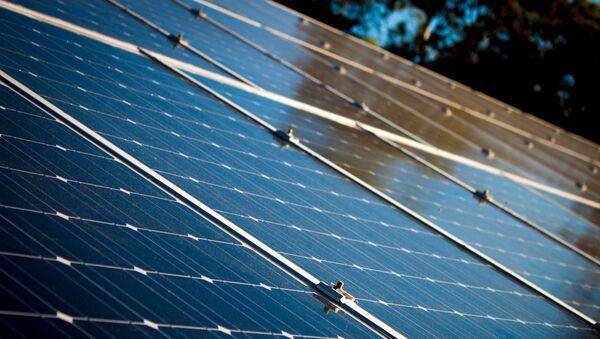 Солнечные панели  - Sputnik Абхазия