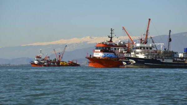 Ловля рыбы в Абхазии  - Sputnik Аҧсны