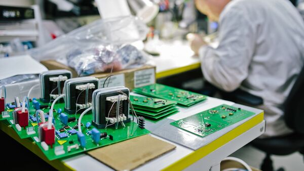 Производство медицинского оборудования - Sputnik Абхазия
