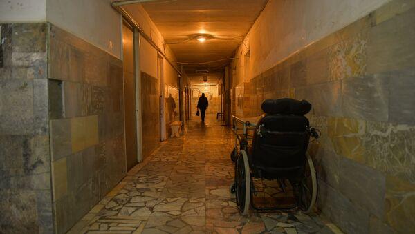 Агудзерский военный госпиталь - Sputnik Абхазия