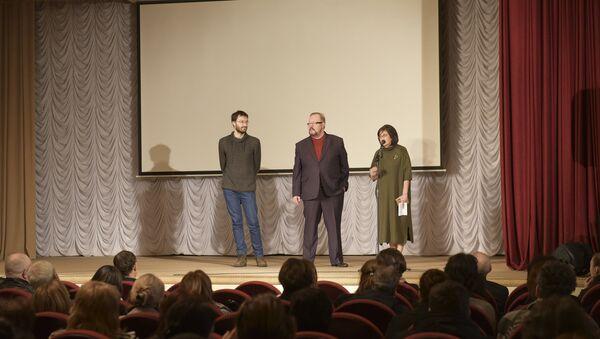 По мотивам Sputnik: фильм Давид и вера показали в Абхазии - Sputnik Аҧсны