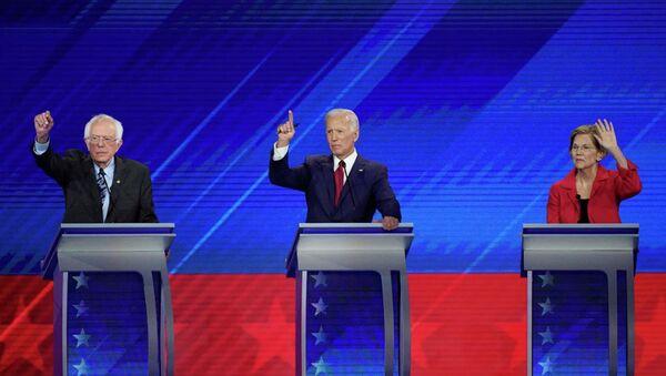Кандидаты в президенты США - Sputnik Абхазия