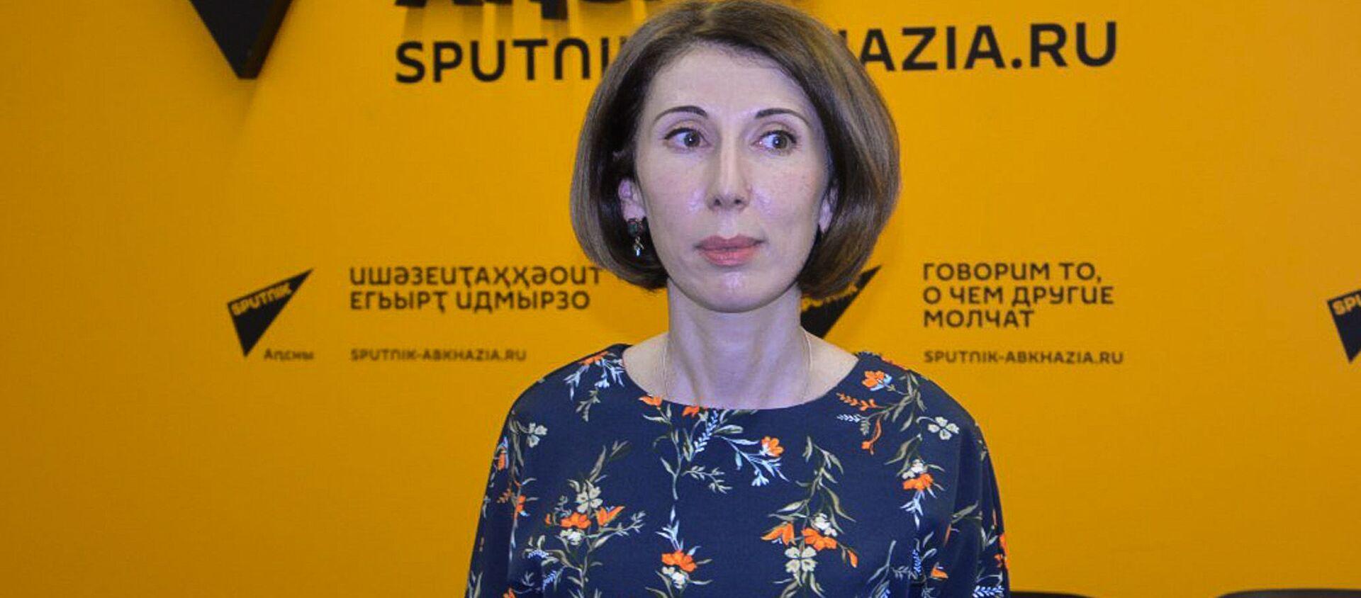 Алиса Матуа - Sputnik Аҧсны, 1920, 10.08.2021