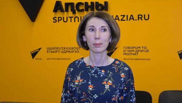 Алиса Матуа - Sputnik Абхазия