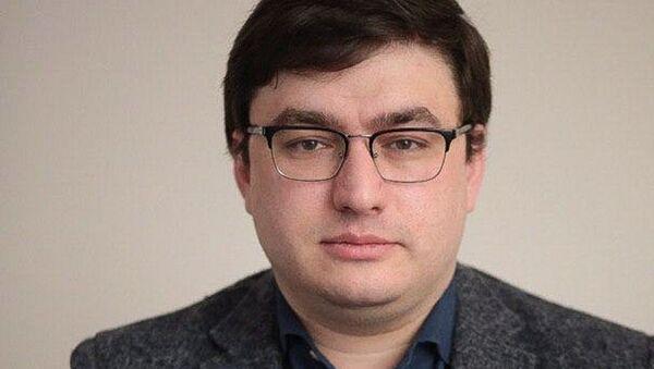 Саид Гезердава - Sputnik Абхазия