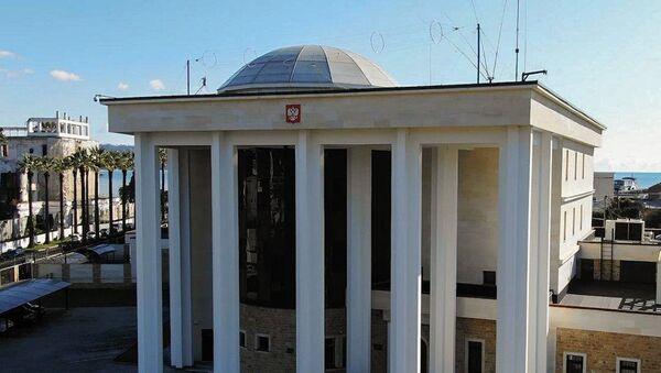 Посольство РФ - Sputnik Абхазия