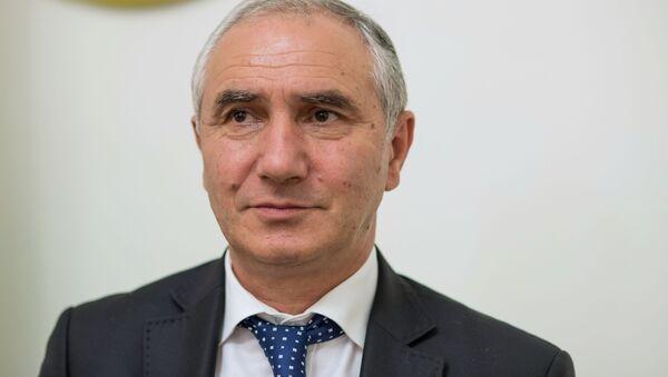 Валерий Бганба - Sputnik Аҧсны