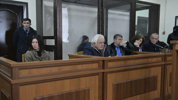 Оглашение приговора  - Sputnik Абхазия