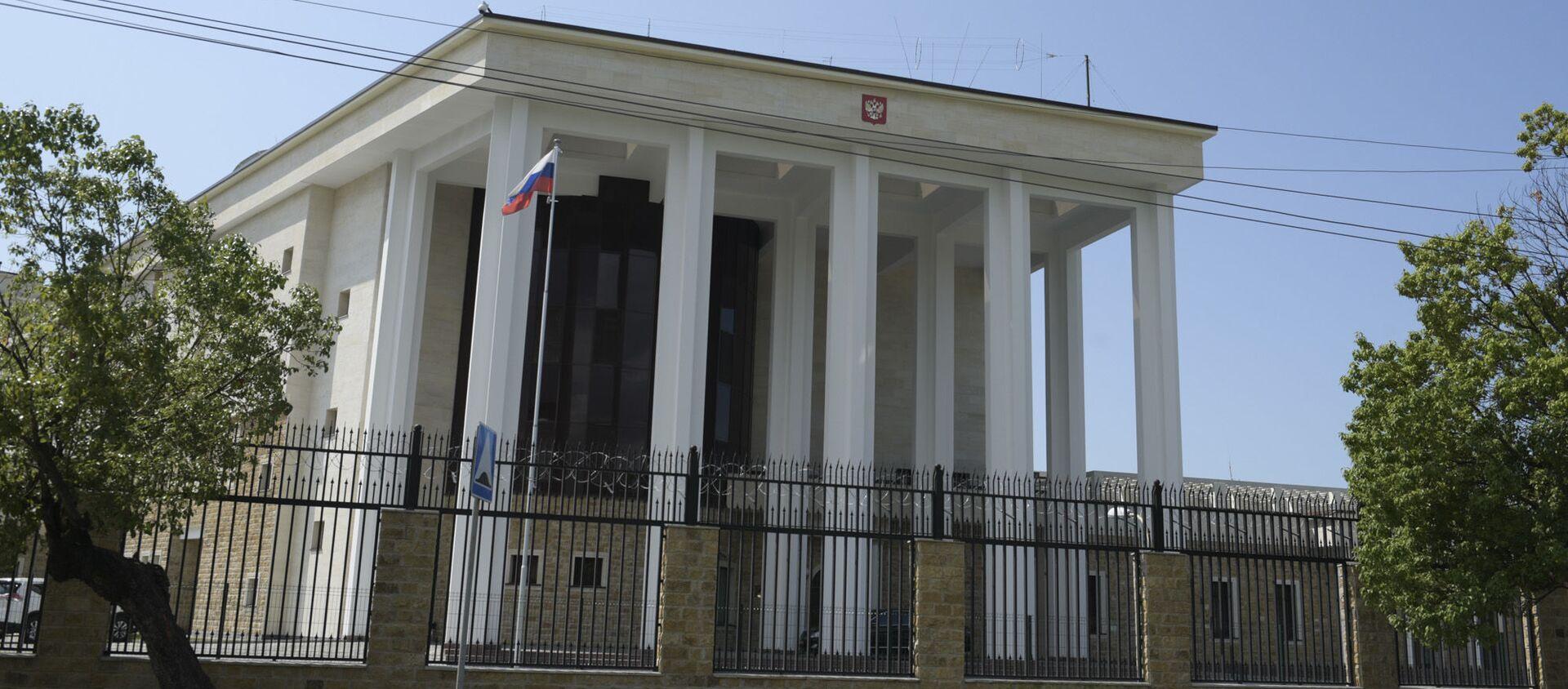 Посольство РФ в Абхазии  - Sputnik Аҧсны, 1920, 17.06.2021