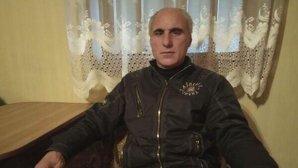 Рауль Начкебия  - Sputnik Аҧсны