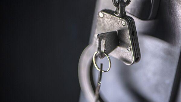 Ключ в наручниках - Sputnik Аҧсны