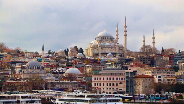 Стамбул  - Sputnik Аҧсны