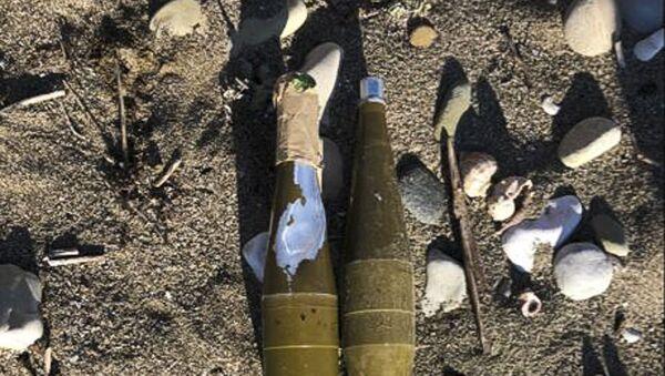 Снаряд  РПГ-7  - Sputnik Аҧсны