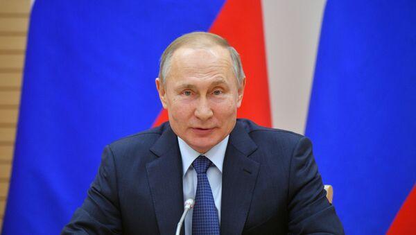 Путин иахь ашәҟәы: Аԥсны аветеранцәа зегьы аԥара рзыршәарц аҳәара ҟарҵоит - Sputnik Аҧсны