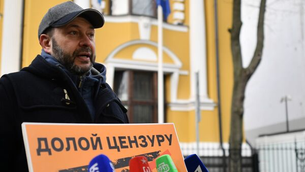 Одиночные пикеты у посольства Эстонии в Москве - Sputnik Абхазия
