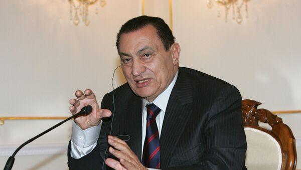 Хосни Мубарак - Sputnik Абхазия