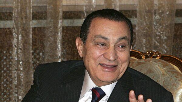 Хосни Мубарак - Sputnik Аҧсны