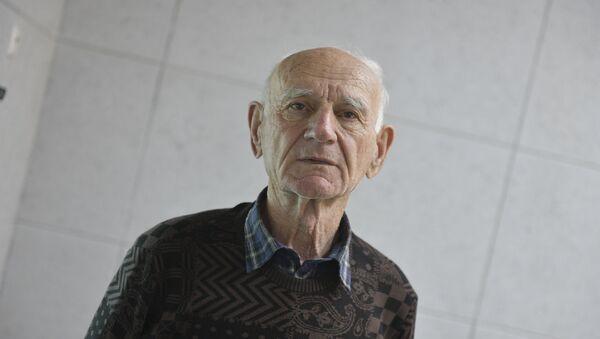 Владимир Ҳашба  - Sputnik Аҧсны