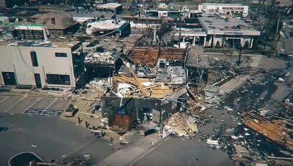 Последствия торнадо в штате Теннесси - Sputnik Абхазия