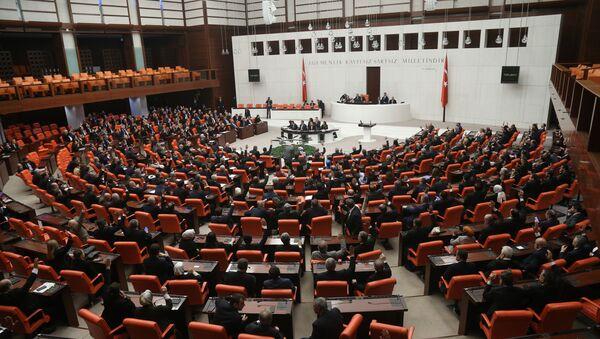 Туретский парламент  - Sputnik Абхазия