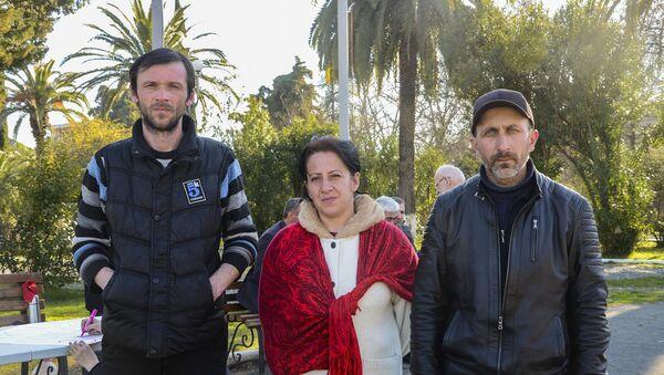 Голодовку объявили сторонники антикоррупционного законодательства - Sputnik Абхазия