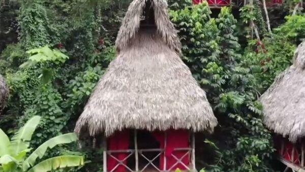 Фантастическая деревня в Доминикане - Sputnik Абхазия