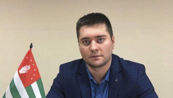 Михаил Масаев - Sputnik Абхазия