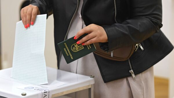 Второй тур президентских выборов в Абхазии - Sputnik Аҧсны