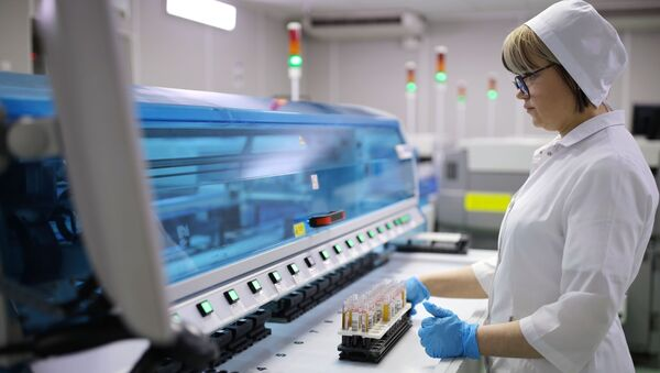 Центр лабораторных технологий в Краснодаре - Sputnik Абхазия