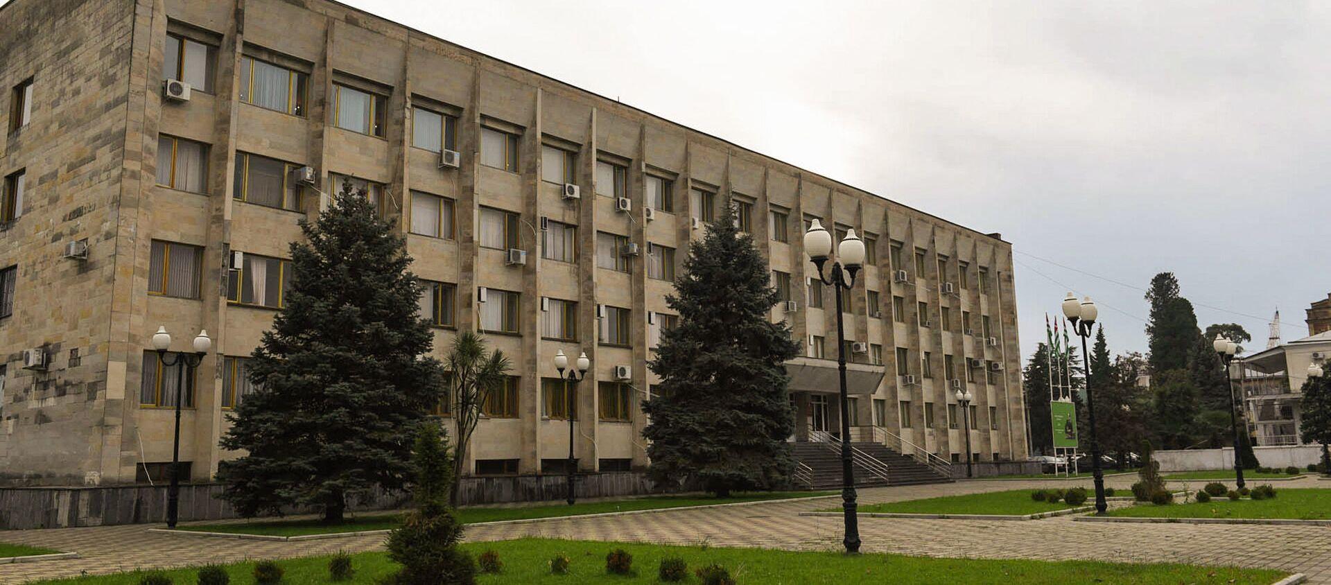 Здание кабинета министров - Sputnik Аҧсны, 1920, 22.10.2020