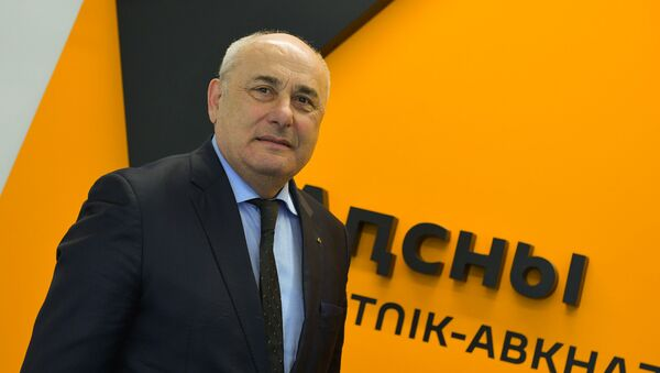 Абухба Вячеслав - Sputnik Абхазия