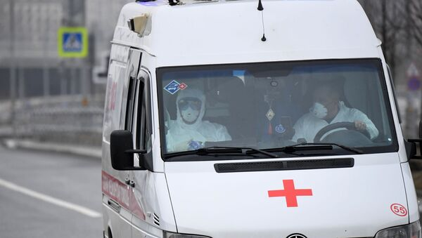 Больница в Коммунарке примет пациентов с подозрением на коронавирус - Sputnik Абхазия