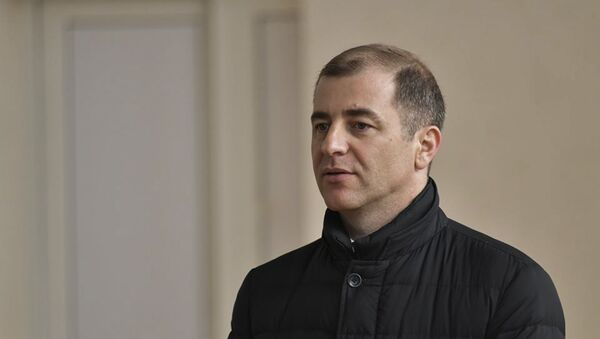 Кандидат в Президенты Адгур Ардзинба - Sputnik Аҧсны