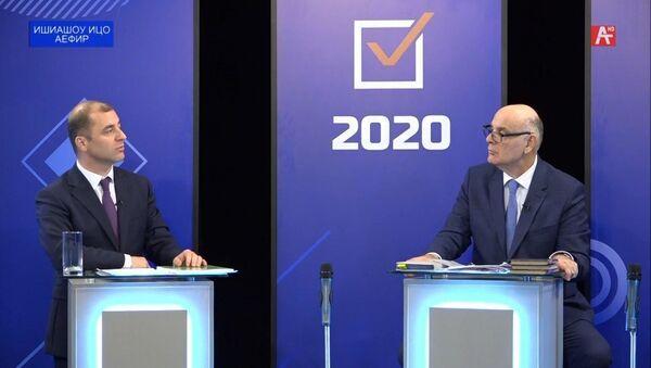 Дебаты  - Sputnik Аҧсны