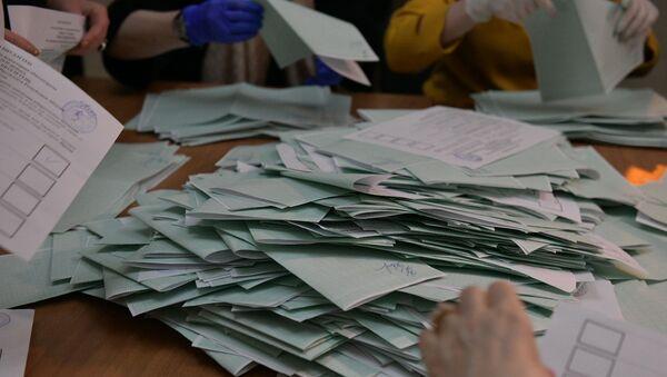 Выборы президента в Абхазии  - Sputnik Аҧсны